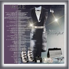 """""""Just Glamoure"""" by mariajalil on Polyvore"""