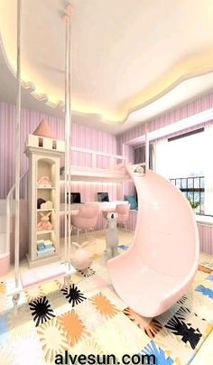 Small Room Design Bedroom, Kids Bedroom Designs, Bedroom Furniture Design, Room Ideas Bedroom, Home Room Design, Kids Room Design, House Design, Cool Kids Bedrooms, Bedroom Decor For Teen Girls