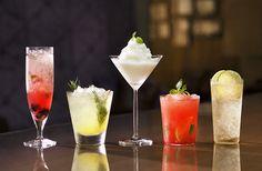 銀座資生堂ビル「Bar S」に薬草リキュールやスイカ使った夏カクテル5種類が登場