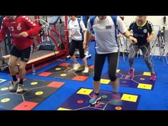 DMS Dynamic Movement Skills & SpeedLab during FIBO 2015