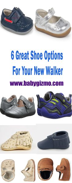 b796b67c1ef Early Walking Shoes - Roundup -- Baby Gizmo Company