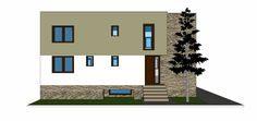 Vizualizácie - Blog   Atelier Of Living Mansions, Live, House Styles, Blog, Design, Home Decor, Atelier, Decoration Home, Manor Houses
