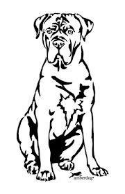 Afbeeldingsresultaat voor cane corso logo