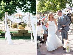 wedding ceremony @weddingchicks