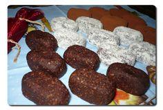 Paleo szaloncukor Paleo, Naan, Sausage, Cookies, Chocolate, Ethnic Recipes, Desserts, Minden, Food