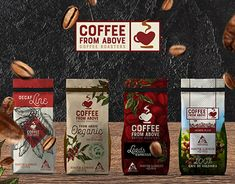 New Work, Adobe Illustrator, Behance, Gift Wrapping, Profile, Coffee, Gallery, Creative, Illustration