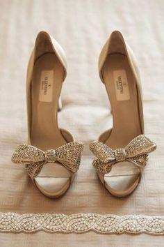 Moda sposa 2014. Le scarpe più luxury trend per una sposa esclusiva, unica ed estremamente glam!