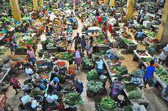 Market in the Capital, Sao Tome and Principe