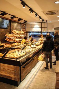 Bäckerei Müller, Marburg - Walterscheid Geschäftseinrichtungen GmbH