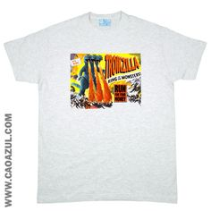 t-shirt TROIKZILLA
