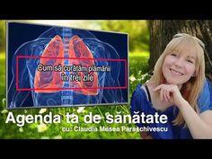 Cum Sa Curatam Plamanii In Trei Zile - YouTube Lunges, Youtube, Cancer, Medical, Entertainment, Film, Health, Crafts, Per Diem