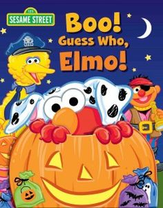 Guess who is ready for Halloween? It's Elmo, and he is trick-or-treating with his friends on Sesame Street. Which friend is a boo-tiful ladybug? Who is a ghost? Readers are along for the adventure in this adorable book which combines guess-who activities and spooktacular seek-and-finds with lift-the-flap fun!