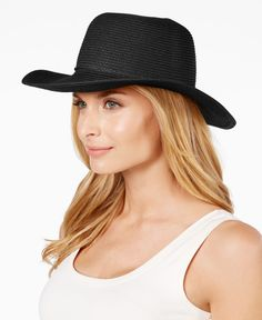 August Hats Classical Toyo Floppy Hat