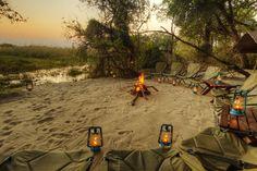 Footsteps Across the Delta   Walking Safari   Okavango Delta   Ker & Downey Botswana