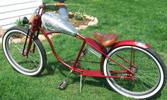 Hot Rod Bicycle - Bing Images
