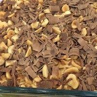Aprenda a fazer torta, bolo e até pé de moleque com castanha-do-pará
