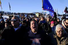 Army Halts Construction Of Dakota Access Pipeline | The Huffington Post