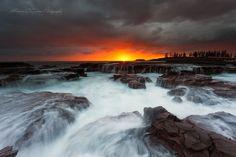 Photograph Phaesant Point, Kiama, NSW, Australia by Kieran O'Connor on 500px