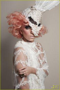 Lady Gaga on 944 Magazine's Vanguard Issue <3