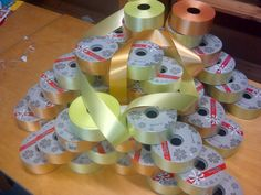 We will still be decorating Golders Green in  ribbons on Friday morning to celebrate our unity (100 rolls of ribbon)