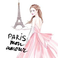 Discovered by Find images and videos about girl, fashion and paris on We Heart It - the app to get lost in what you love. Fashion Art, Girl Fashion, Fashion Design, Style Parisienne, Paris Wallpaper, Megan Hess, Moda Chic, Illustration Sketches, Illustration Fashion