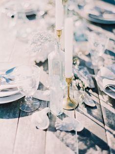 Elegant winter beach wedding inspiration - Best Wedding Blog