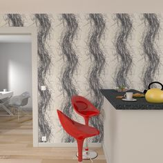 Intissé EVA coloris blanc - Papier Peint - 4murs