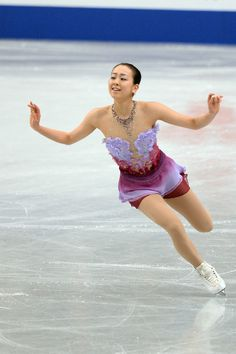 Mao Asada - 82nd All Japan Figure Skating Championships: Day 2