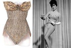 Image result for vintage showgirl costume