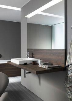 Vanity top - DELOS: #020C by Eoos - DURAVIT