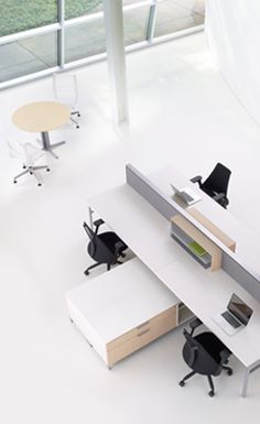 Canvas Office Landscape - Systems Furniture - Herman Miller