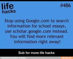 """well I don't know why this is considered a """"life hack"""" because we were REQUIRED to do this at my high school."""