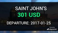 Flight from Seattle to Saint John's by jetBlue #travel #ticket #flight #deals   BOOK NOW >>>