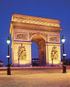 Arc de Triomphe in Paris. One of my favorite memories of our time in France. Paris France, France City, Paris 3, I Love Paris, Oh The Places You'll Go, Places To Travel, Places To Visit, Paris Travel, France Travel
