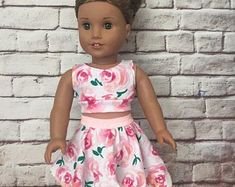 Handcrafted items original designs made in by Fairytaleblessings Girl Dolls, American Girl, The Originals, Trending Outfits, Handmade Gifts, Etsy, Design, Kid Craft Gifts, Craft Gifts