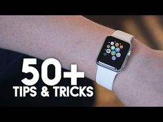 Apple Watch Tips and Tricks + Hidden Features! Here's hidden features and tips & tricks on the new Apple Watch Sport! We'll check out the Gold Apple Watc. Gold Apple Watch, Apple Watch Iphone, Apple Watch Bands, Iphone Stand, Apple Watch Accessories, Apple Watch Series 2, Hacks, Apple Products, 6s Plus