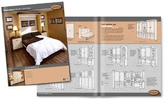 Showplacewood.com - the Murphy Wall Beds booklet has lots of great design ideas for adding a Wall-Bed to your home - view on screen or pdf