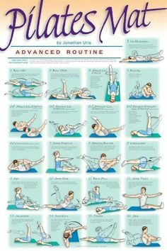 Pilates workout | Posted By: NewHowtoLoseBellyFat.com
