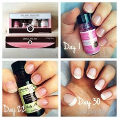 Beauty Blogger Cody Wren transformed her natural nails with a 30-Day Perfect Formula Challenge.