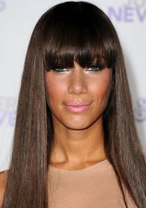 I love this image of Leona Lewis so much I took it to my hair-dresser and had her cut this style for me...It looked amaze!....x
