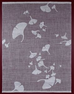 'Ginko' by Pamela Done | Tapestry Artists of Puget Sound.