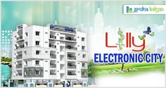 GruhaKalyan LILLY at Electronic City Lowest Price On Flats/Apartments Around Bangalore Available 1, 2&3BHK Price Starts from 9.20Lakhs Onwards
