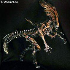 Alien 2: Alien Queen ... http://spaceart.de/produkte/al130.php