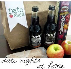 Date Night Ideas | Date Night at Home