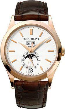 554034f7040 Patek Philippe Complicated Watches Annual Calendar 5396R-011