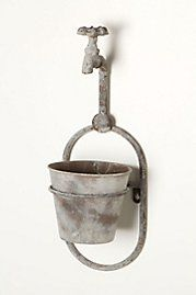 Waterspout Planter, Small