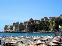 ♥♥♡♡♡♡Ulcinj♥♥♥♥♥♥♥ my second home :) ... small beach, ulcinj,Montenegro