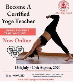 Grab the opportunity... Few days left to start the next online yoga teacher training batch. Call or whatsapp us -+91-7500277709 Email us - aymyogaschool@gmail.com #yoga #yogateachertraining #ytt #ytt200 #ytt300 #fitness #yogattc #yogaeveryday #yogateacher #yogaclass #onlineyoga