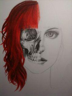 amazing Hayley Williams drawing!