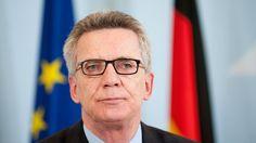 """De Maizière zu Terror in Brüssel: """"Dieser terroristische Anschlag galt nicht nur Belgien"""""""